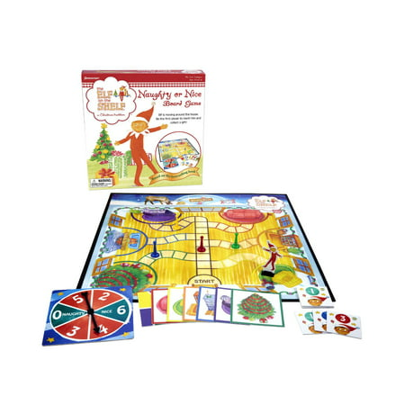 The Elf On The Shelf Naughty or Nice Board Game (Naughty Sex Board Games)