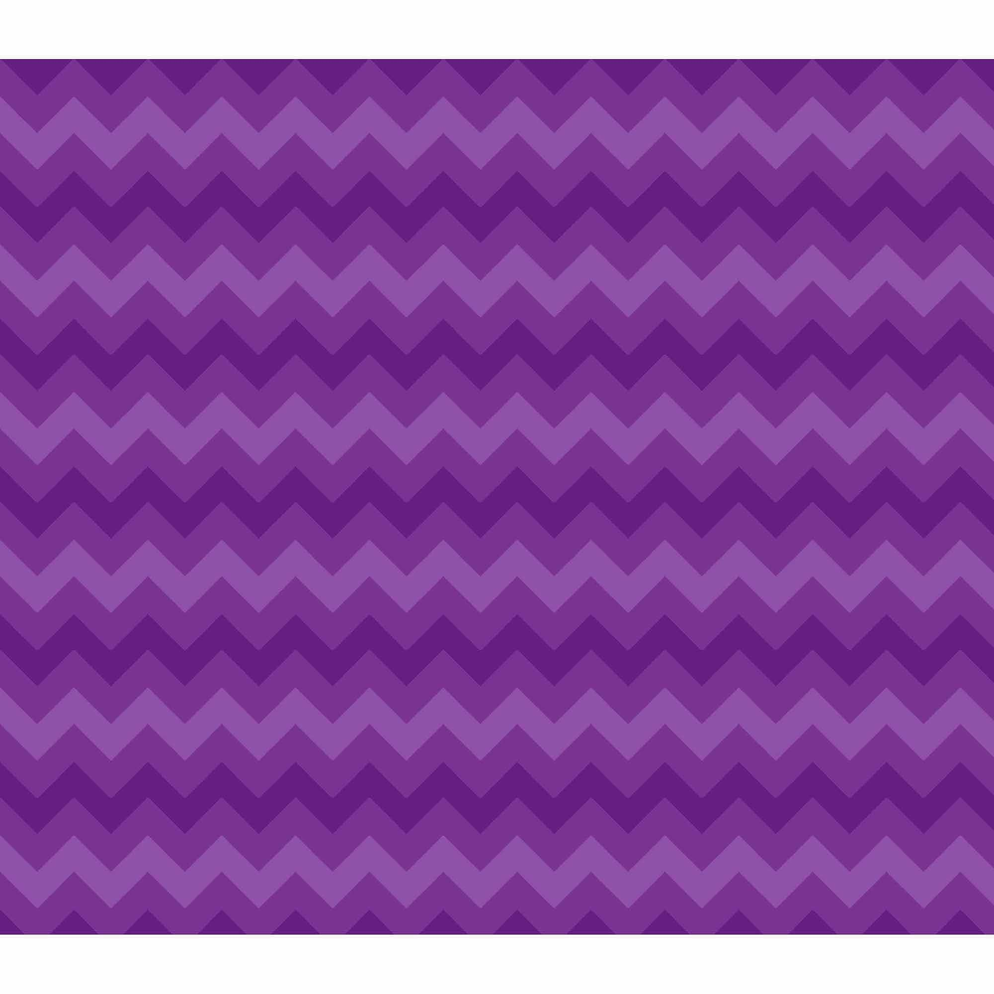 Springs Creative Cotton Blenders Tonal Chevron, Purple, Fabric by the Yard
