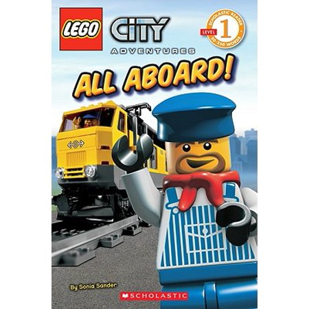 - Lego City: All Aboard! (Level 1)
