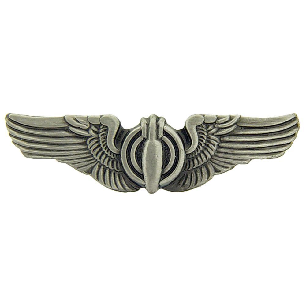 U.S. Air Force Bombardier Pin 1 1/4