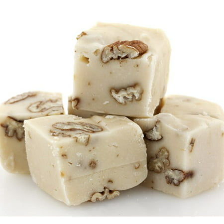 Butter Pecan Fudge smooth creamy 6 pound loaf