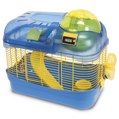 Ware Manufacturing INC. SPIN CITY HAMSTER HEALTH CLUB BLUE