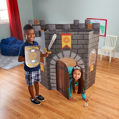 Castle Stand In](Costume Castle Lake Forest)