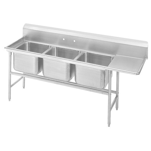Advance Tabco 930 Series Free Standing Service Sink