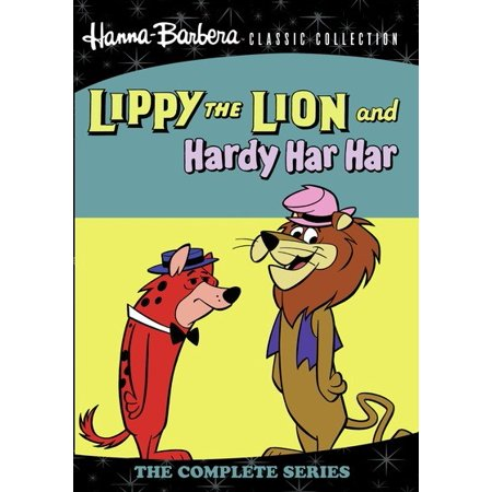 Lion Collection (Lippy the Lion and Hardy Har Har: The Complete Series (DVD))