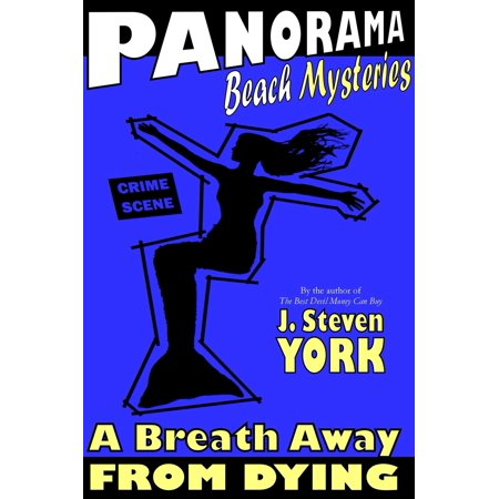 Panorama Beach Mysteries: A Breath Away From Dying - eBook