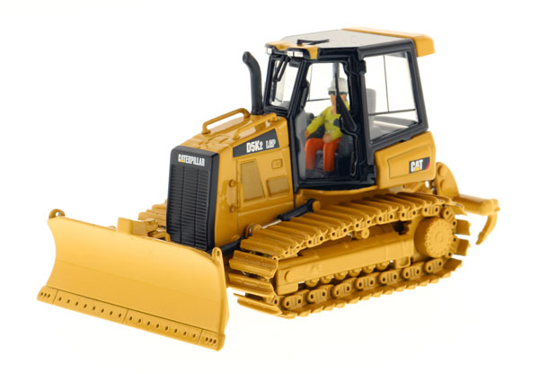 CAT Caterpillar D5K2 LGP Track Type Tractor Dozer with Ripper with Operator High Line... by Diecast Masters