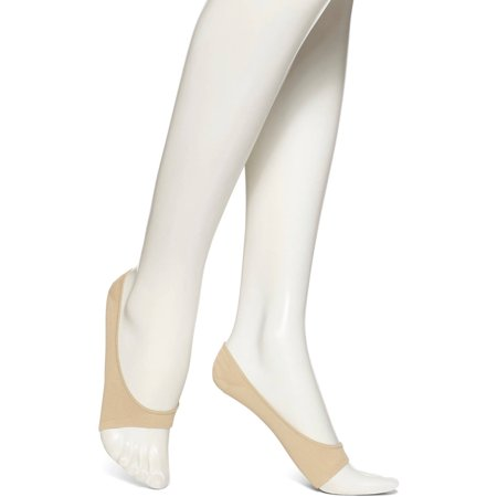 Women's Open Toe Liner, 2pk