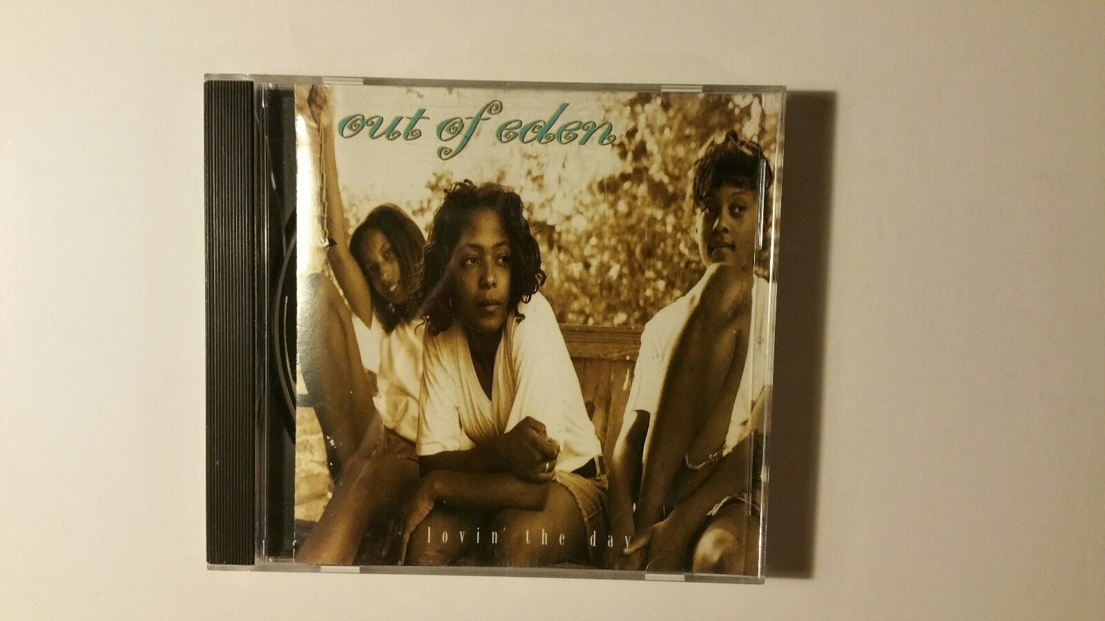 Out of Eden : Lovin the Day CD rare collectible ships in 24 hrs by Unbranded