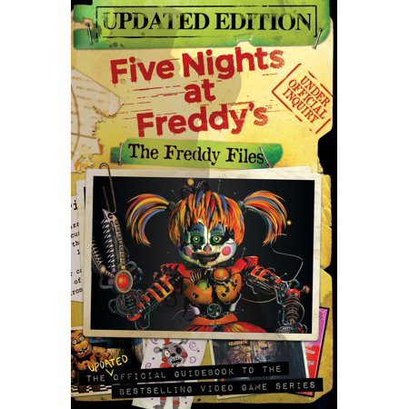 The Freddy Files: Updated Edition (Five Nights at (Failed To Retrieve Fortiap Recommended Firmware Updates)