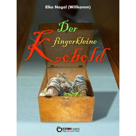 Der fingerkleine Kobold - eBook (Kobold Halloween)