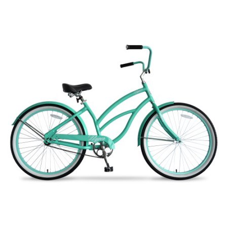 "26"" Hyper Ladies Beach Cruiser Sea-Foam - Ride in Comfort and Style"