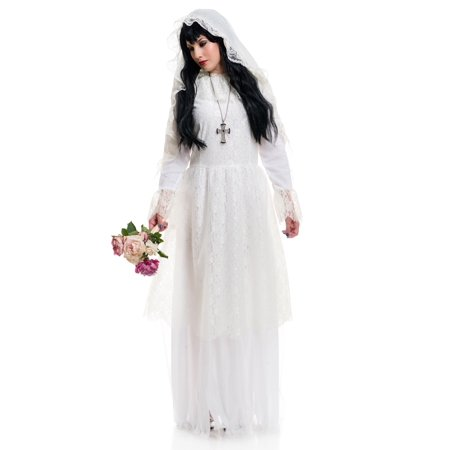 Womens Nightshade Bride Costume - image 1 de 2