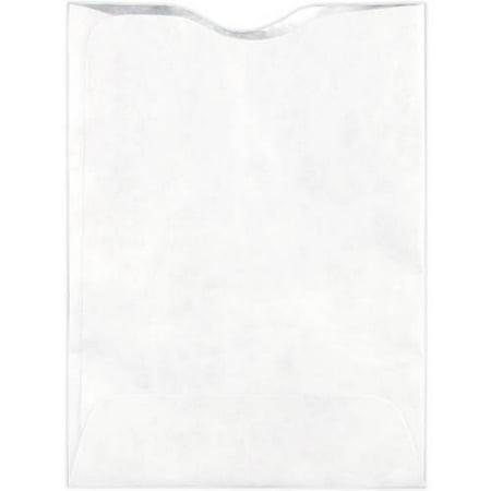 6 x 9 Booklet Envelopes - Limelight (50 Qty.) (Tyvek Booklet Envelopes)