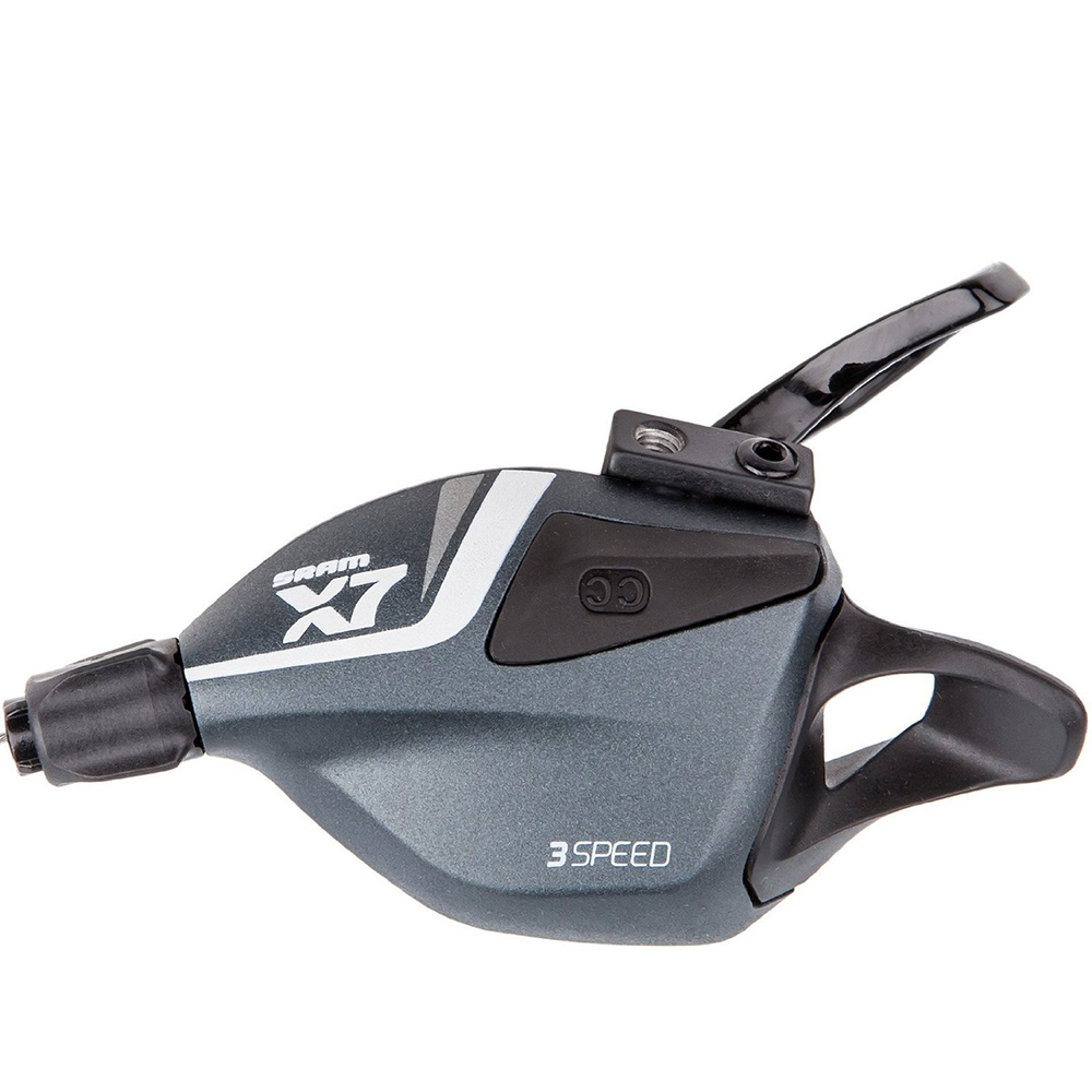SRAM X.7 TRIGGER FT 3SP GRY (10sp RD) 00.7018.070.004