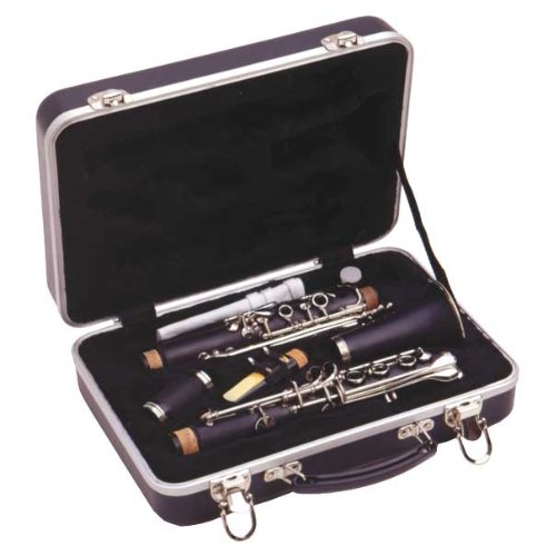 Guardian CW-041-CL Clarinet Case Multi-Colored