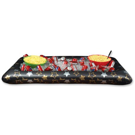 The Beistle Company Awards Night Inflatable Buffet Cooler (Inflatable Cooler Buffet)