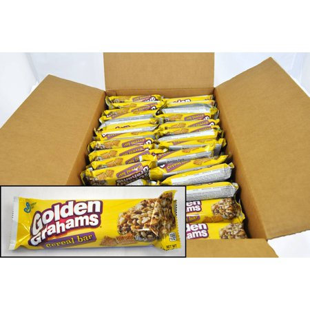Golden Grahams Cereal Bar, 1.42 Ounce -- 96 per