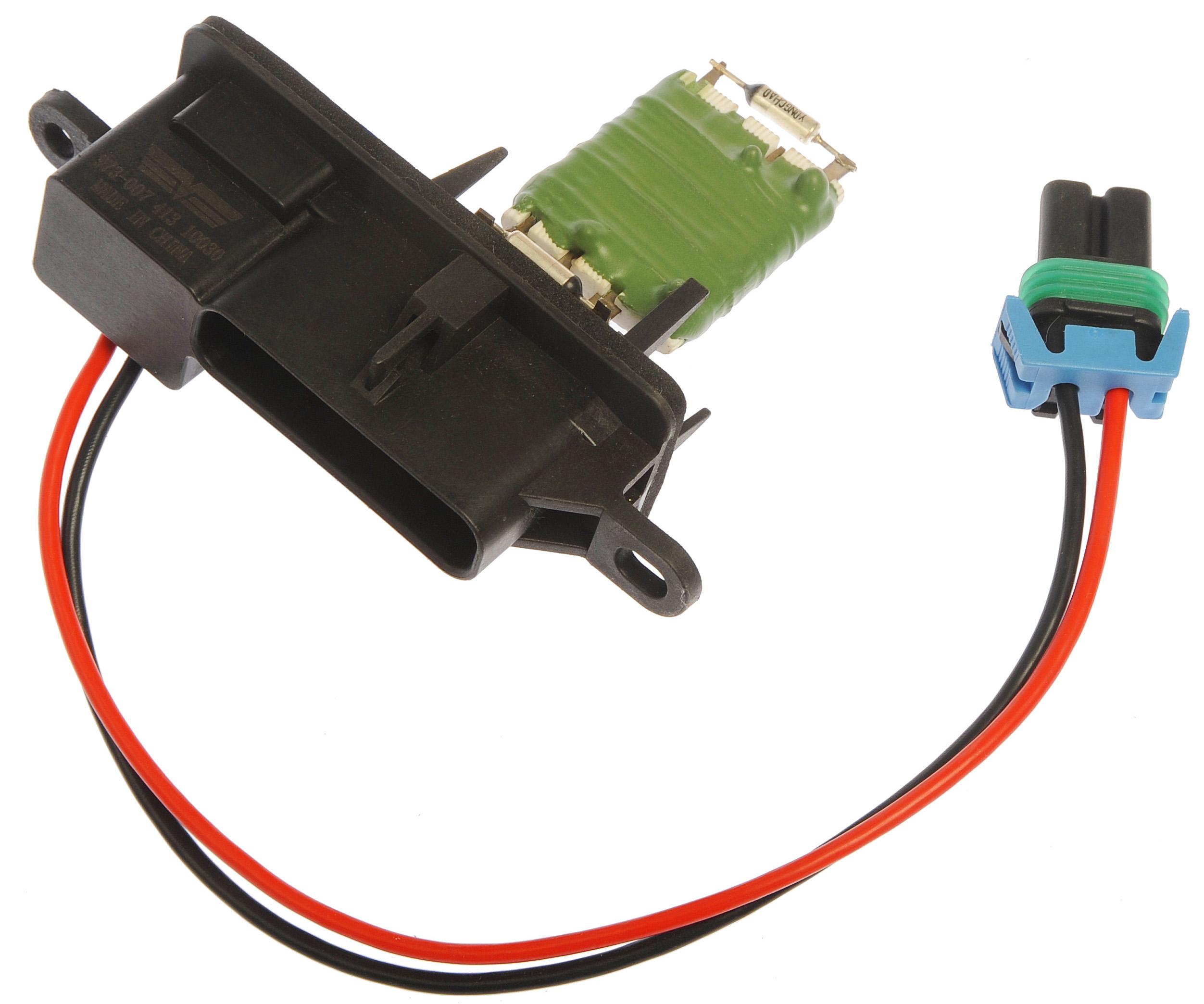 Dorman 973-407 HVAC Blower Motor Resistor Kit