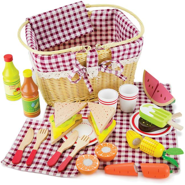 Brybelly TEAT-101 Slice & Share Picnic Basket