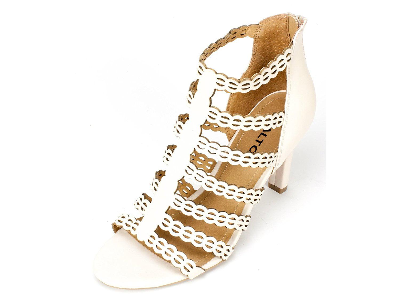 1a47c8f840f74 Rialto Womens Roma Open Toe Casual Strappy Sandals