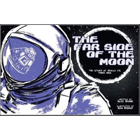 Far Side Comic Halloween (Far Side of the Moon: The Story of Apollo 11's Third Man)