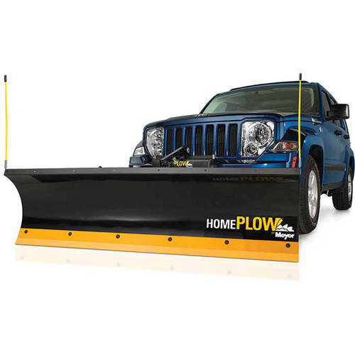 "6'8"" Length/18"" Height Electric Lift Home Plow"