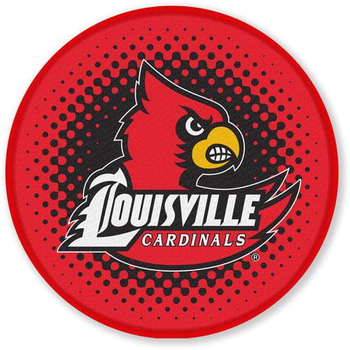 "NCAA Louisville Cardinals 24"" Bath Rug"