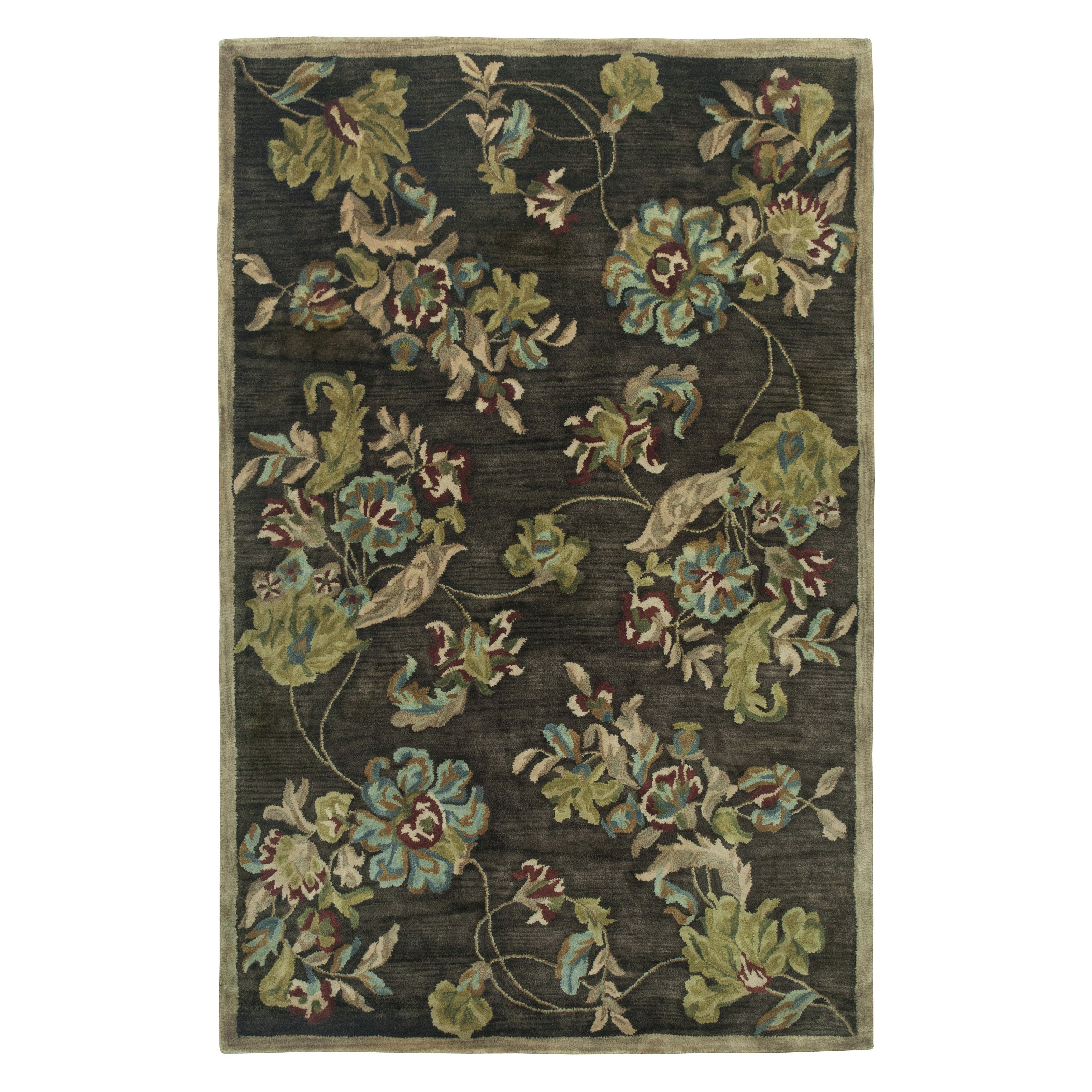 LR Resources Majestic HN9354 Rug - 3.5 x 5.5 ft.