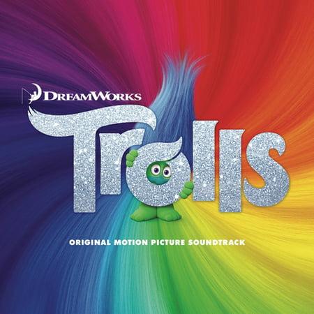Trolls (Original Motion Picture Soundtrack) (Vinyl)