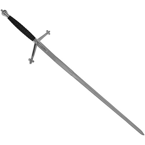 "Black Knight #1 Claymore Sword, 52"""