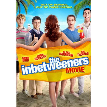 The Inbetweeners Movie (DVD)](Harbison Movies)