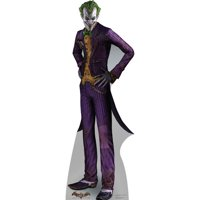 Advanced Graphics 1691 The Joker - Arkham Asylum Game Cardboard Cutout