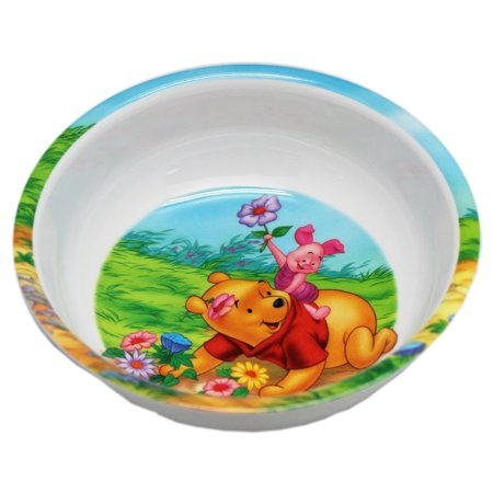 Disney's Winnie the Pooh Piglet and Pooh Playing Melamine