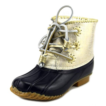 Jack Rogers Chloe   Round Toe Synthetic  Rain Boot