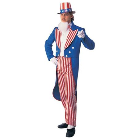 Uncle Sam Adult Costume Small - image 1 of 1