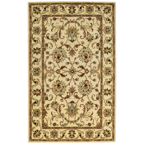 Capel Rugs Guilded Ivory Area Rug