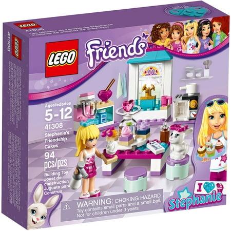 Lego Friends Stephanies Friendship Cakes 41308 Walmartcom