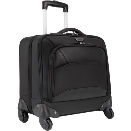 "Overnight PBR022 Carrying Case (Roller) for 15.6"" Notebook - Black"