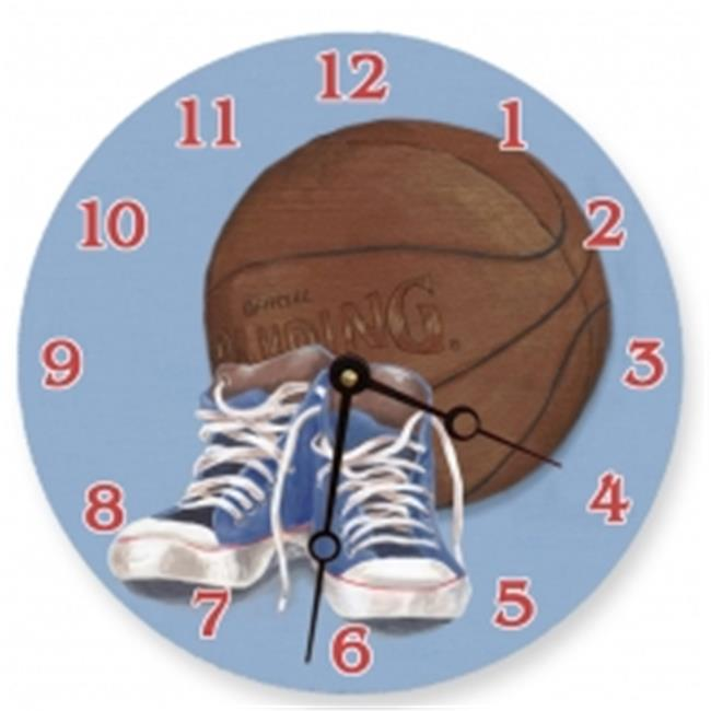 Lexington Studios 23099R Hoops Round Clock by Lexington Studios