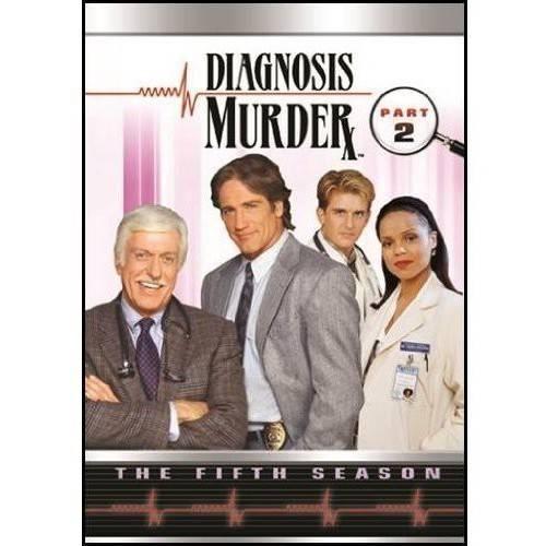 Diagnosis Murder: Season 5 PT. 2 by VEI