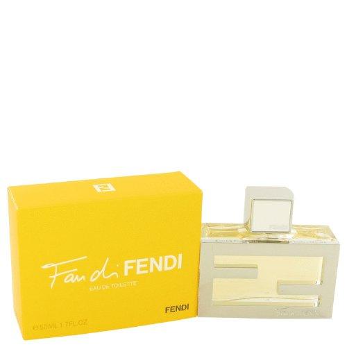 Fan Di Fendi By Fendi Eau De Toilette Spray 1.7 Oz For Women
