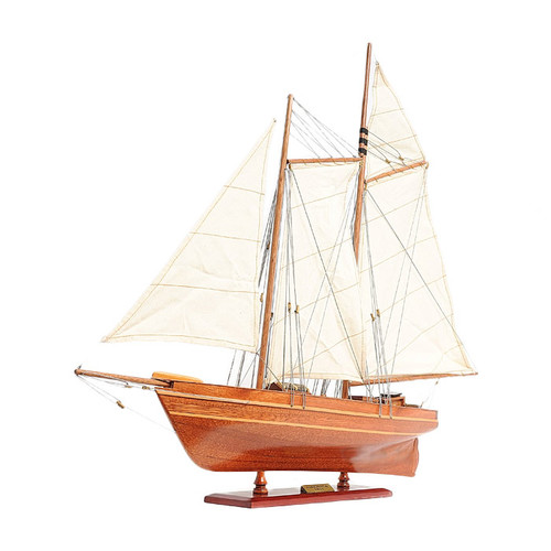 Old Modern Handicrafts America Model Boat by Old Modern Handicrafts