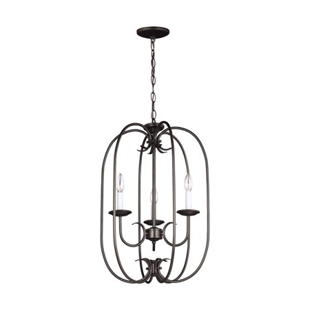 Sea Gull Lighting 51806-782 Three Light Hall /