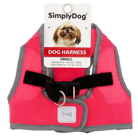 Small Dog Harness Walmart