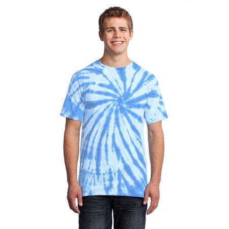 PC147 Port & Company Adult Tee-Shirt Essential Tie-Dye Tee