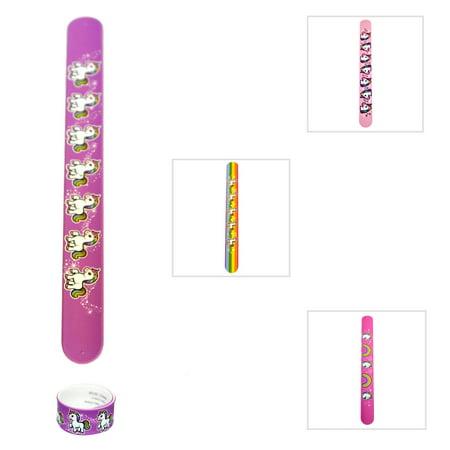 Unicorn Slap Bracelet for $<!---->