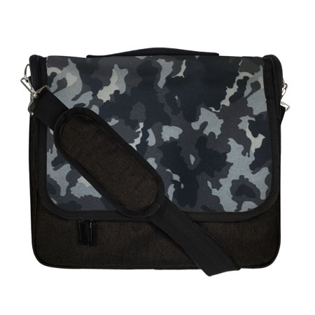 Ematic Nintendo Switch Camouflage Messenger (Stitch Camo)