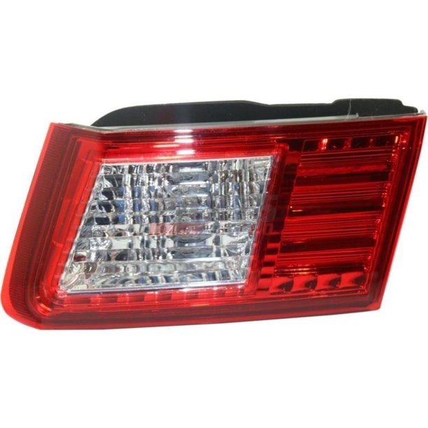 NEW BACK UP LAMP ASSEMBLY RIGHT SIDE FITS 2009-2010 ACURA