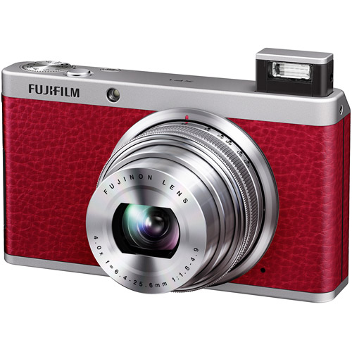 Fujifilm XF1 Digital Camera - Red 16270889
